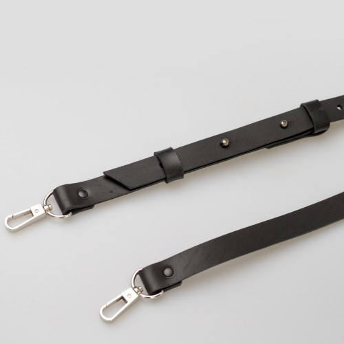 Simple leather strap